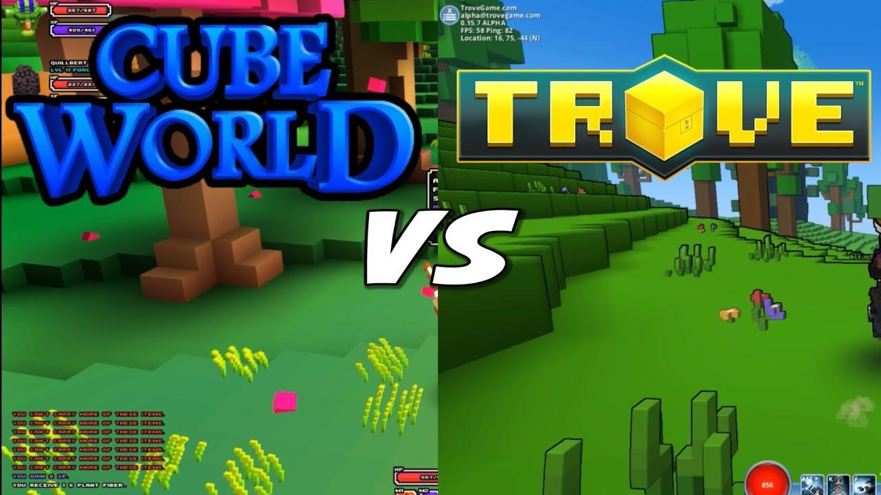 cube world free