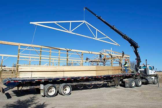 find a Hiab Crane Truck