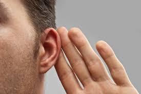 Hearing sence