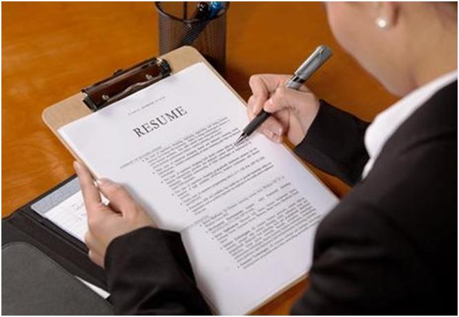 executive resume service