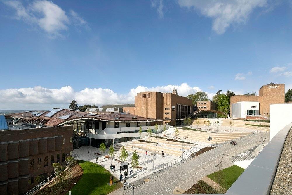 Universities in Exeter