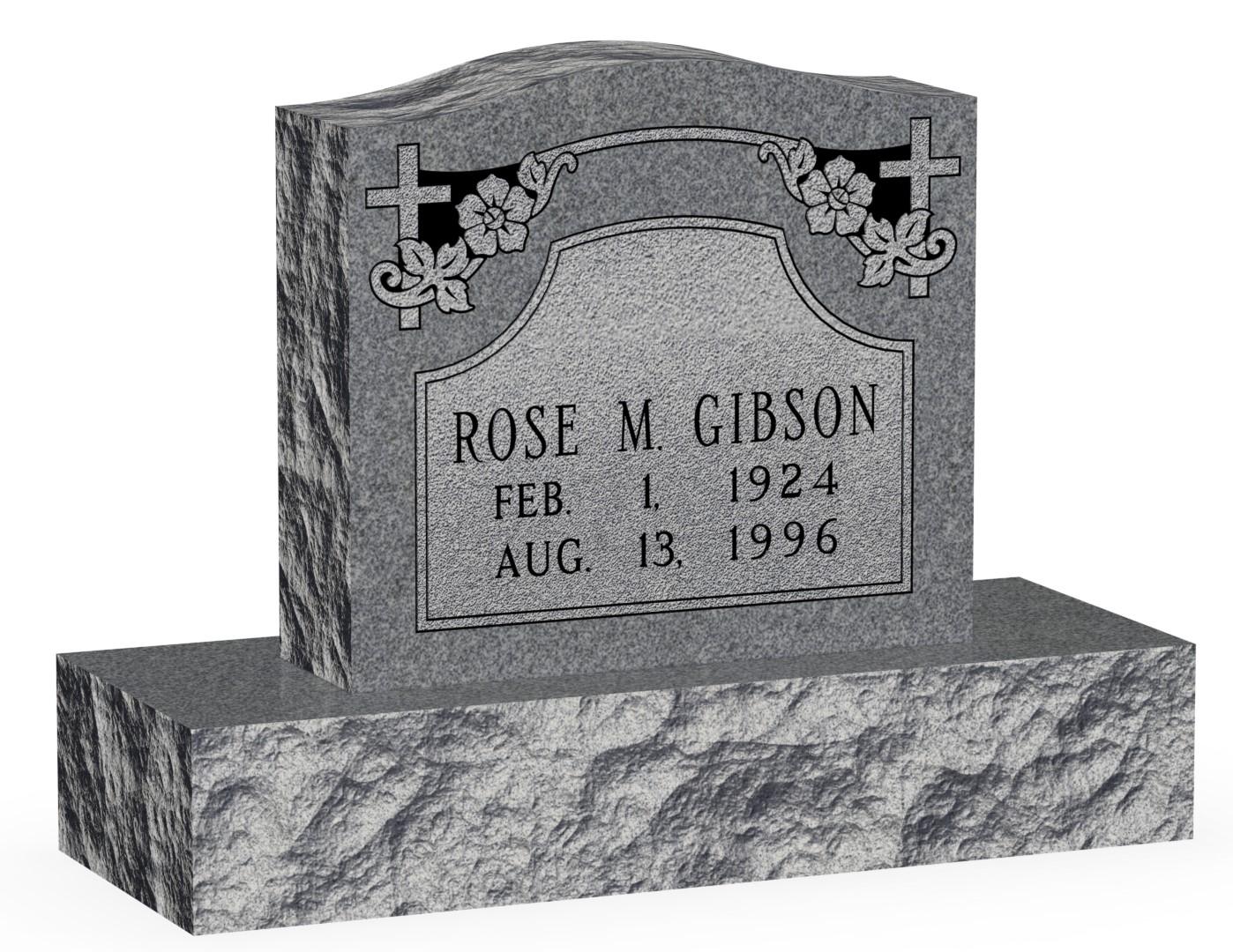 Granite Memorials