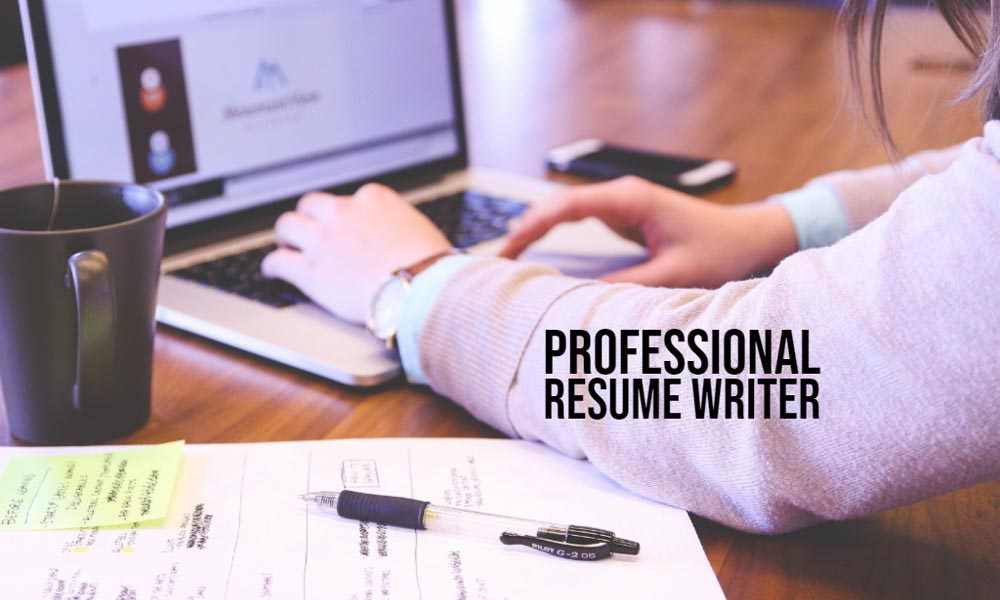 Why You Need Professional Resume Writer?
